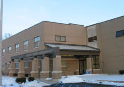 Springfield Township Police HQ-1